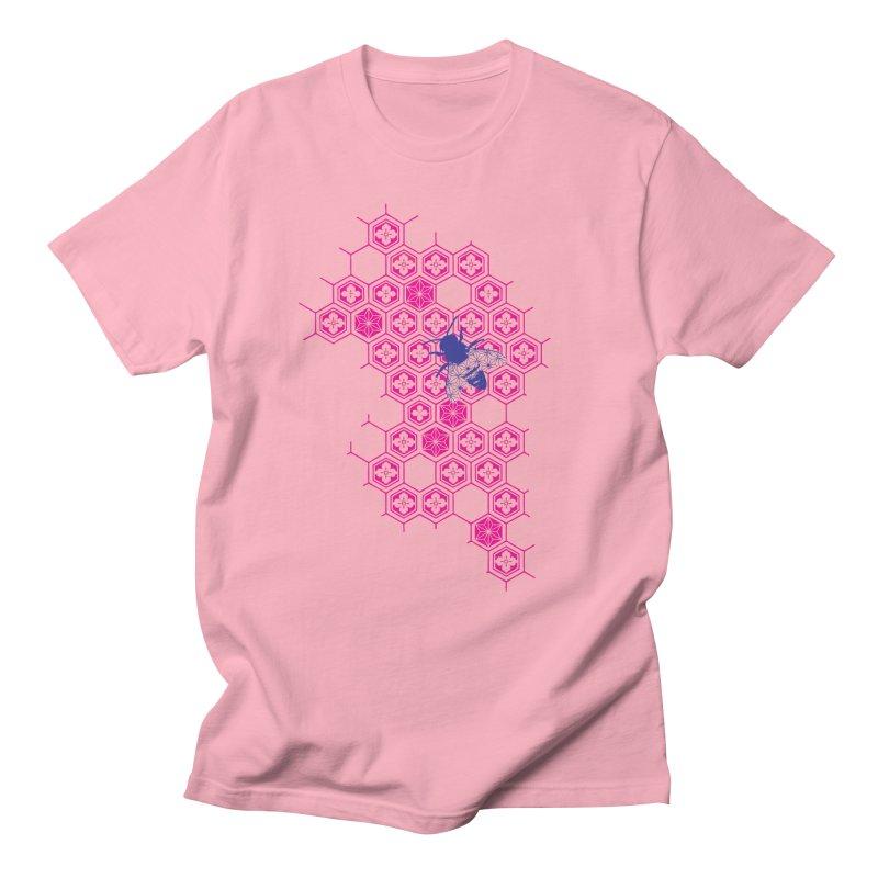 Japanese honeybeez Men's T-Shirt by morethanordinary's Artist Shop