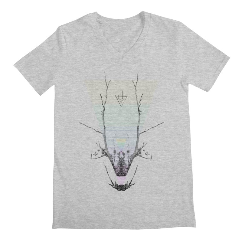 Dear forest, I love you. Men's V-Neck by morethanordinary's Artist Shop