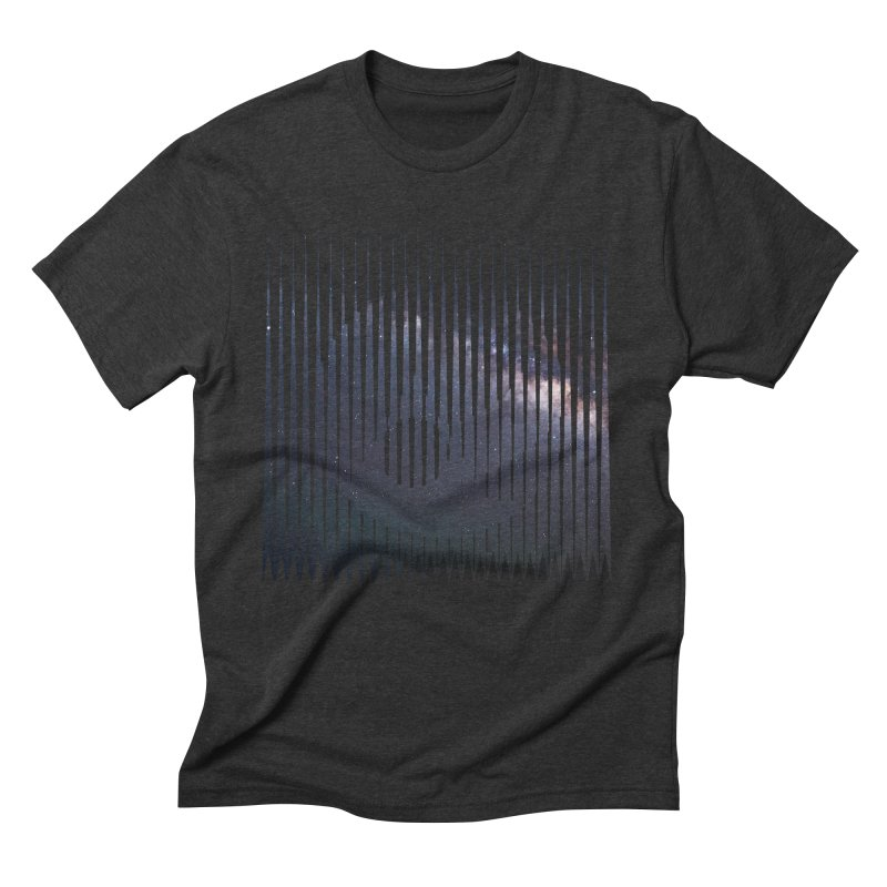 Not the Rebel Base in Men's Triblend T-shirt Heather Onyx by morethanordinary's Artist Shop