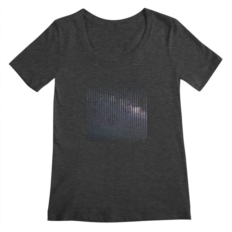 Not the Rebel Base Women's Scoopneck by morethanordinary's Artist Shop