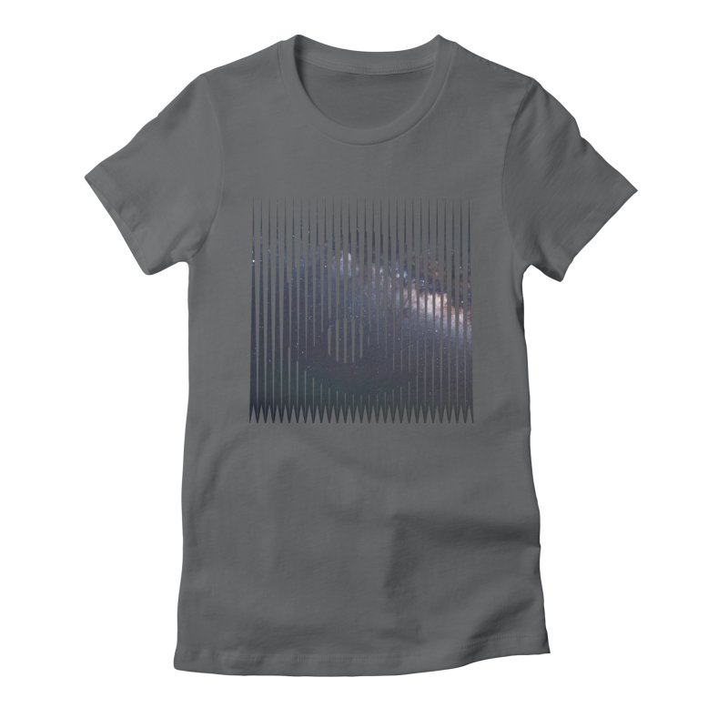 Not the Rebel Base Women's Fitted T-Shirt by morethanordinary's Artist Shop