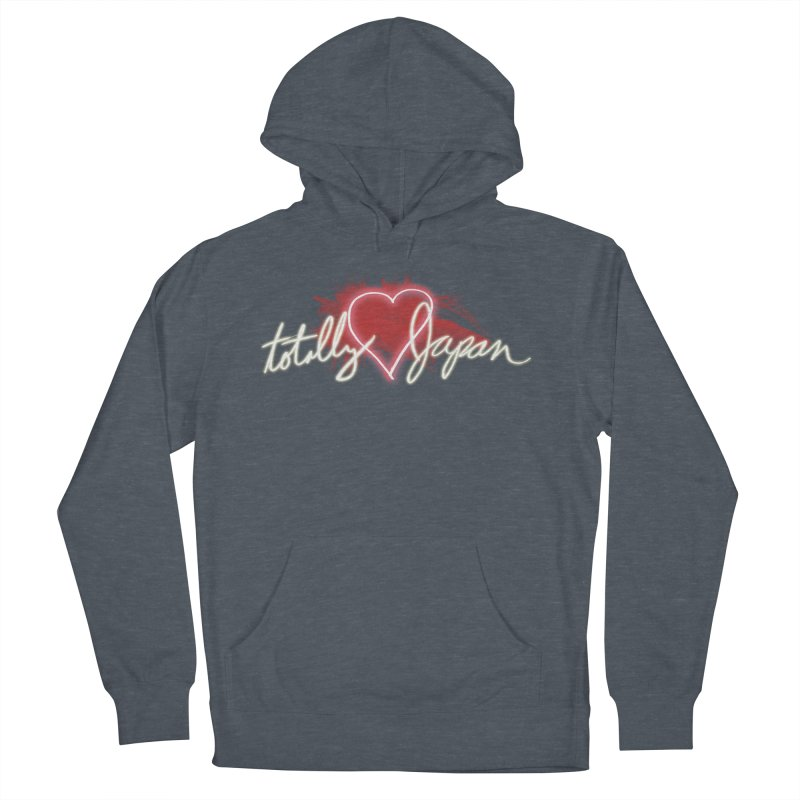 TotallyHeartJapan Women's Pullover Hoody by morethanordinary's Artist Shop