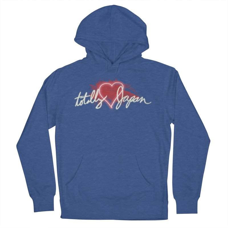 TotallyHeartJapan Men's Pullover Hoody by morethanordinary's Artist Shop