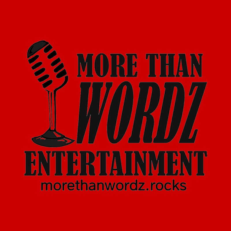 MORE THAN WORDZ MERCHANDISE... AND MORE Men's T-Shirt by morethanwordz's Artist Shop
