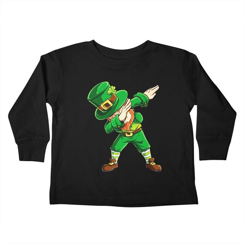 Morganmorrisbell Dabbing Leprechaun T Shirt Funny Dab St Patricks