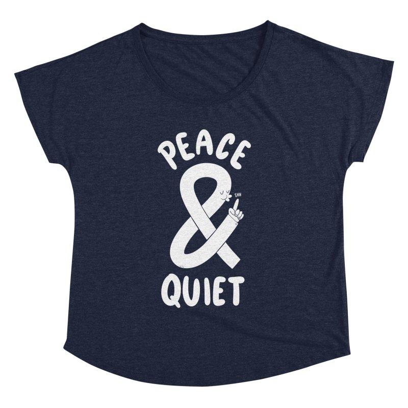 Peace & Quiet Women's  by Morkki