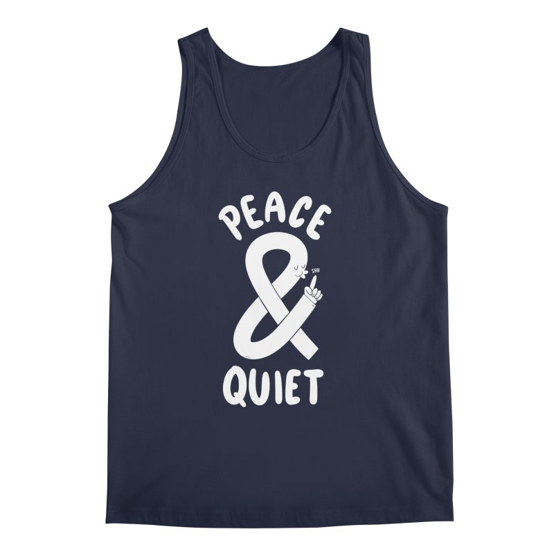 Peace & Quiet Men's  by Morkki