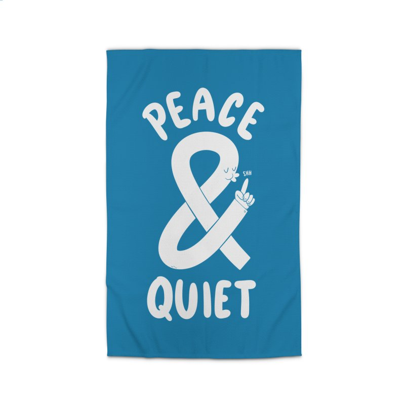 Peace & Quiet Home Rug by Morkki
