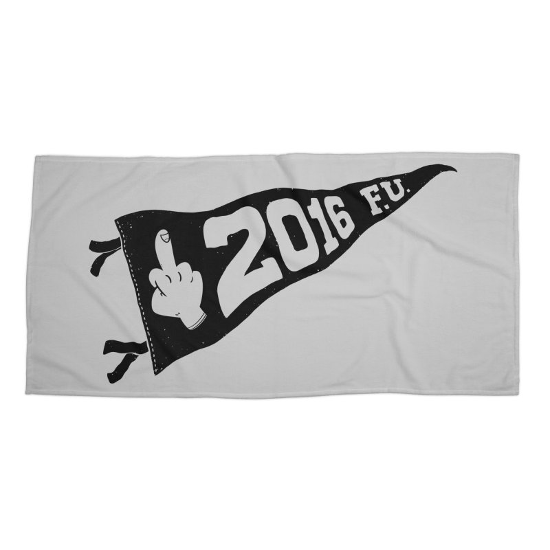 2016 F.U. Accessories Beach Towel by Morkki