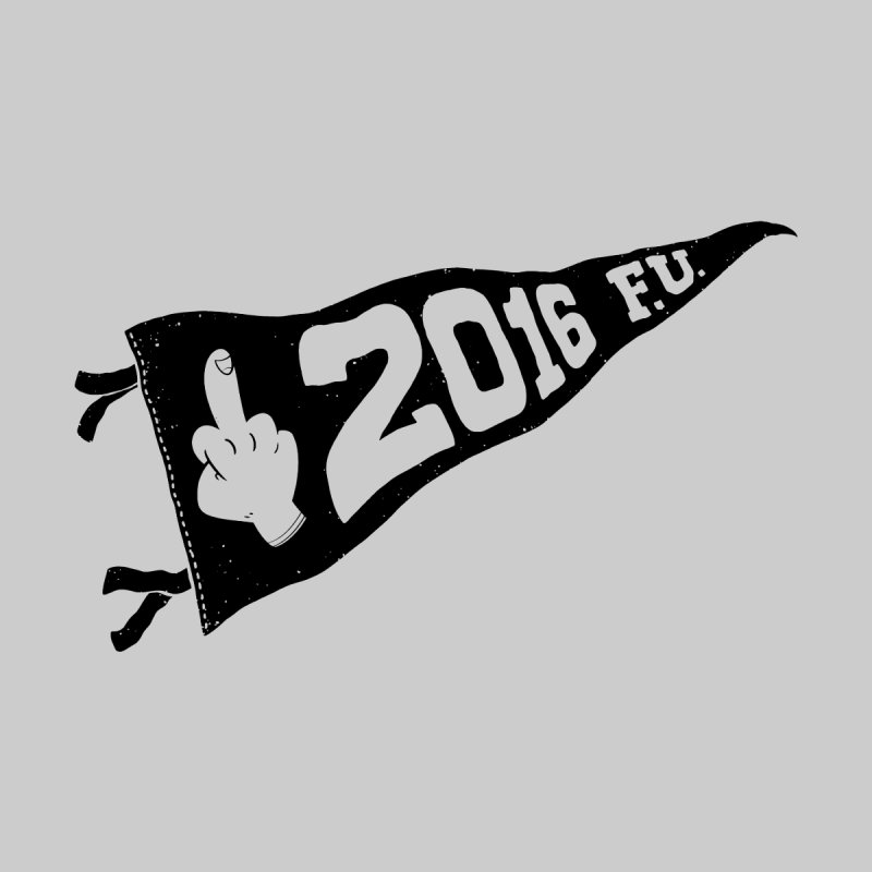 2016 F.U. Men's T-shirt by Morkki
