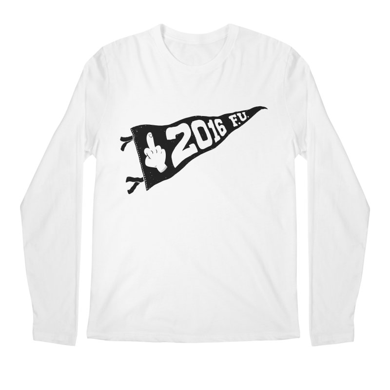 2016 F.U. Men's Longsleeve T-Shirt by Morkki