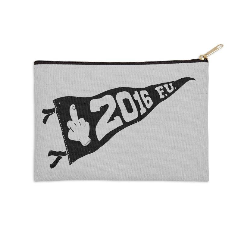 2016 F.U. Accessories Zip Pouch by Morkki