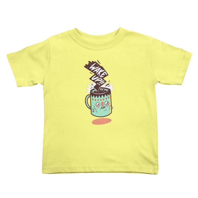 Alive! Kids Toddler T-Shirt by Morkki
