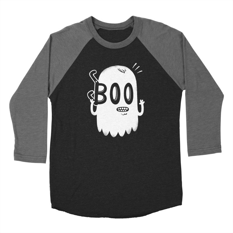 Awkward Dead Men's Baseball Triblend Longsleeve T-Shirt by Morkki