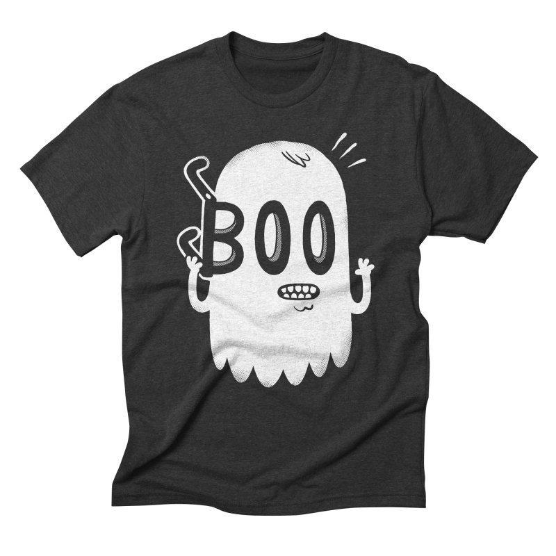 Awkward Dead Men's Triblend T-Shirt by Morkki