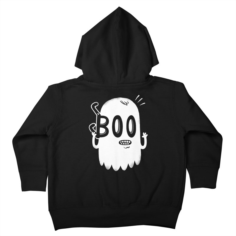 Awkward Dead Kids Toddler Zip-Up Hoody by Morkki