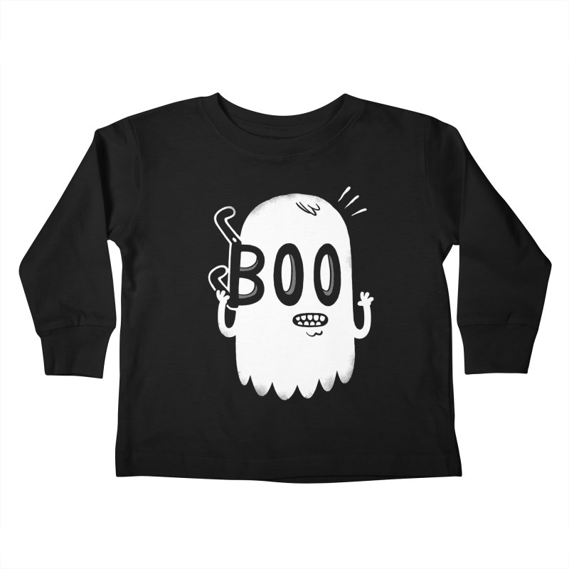 Awkward Dead Kids Toddler Longsleeve T-Shirt by Morkki