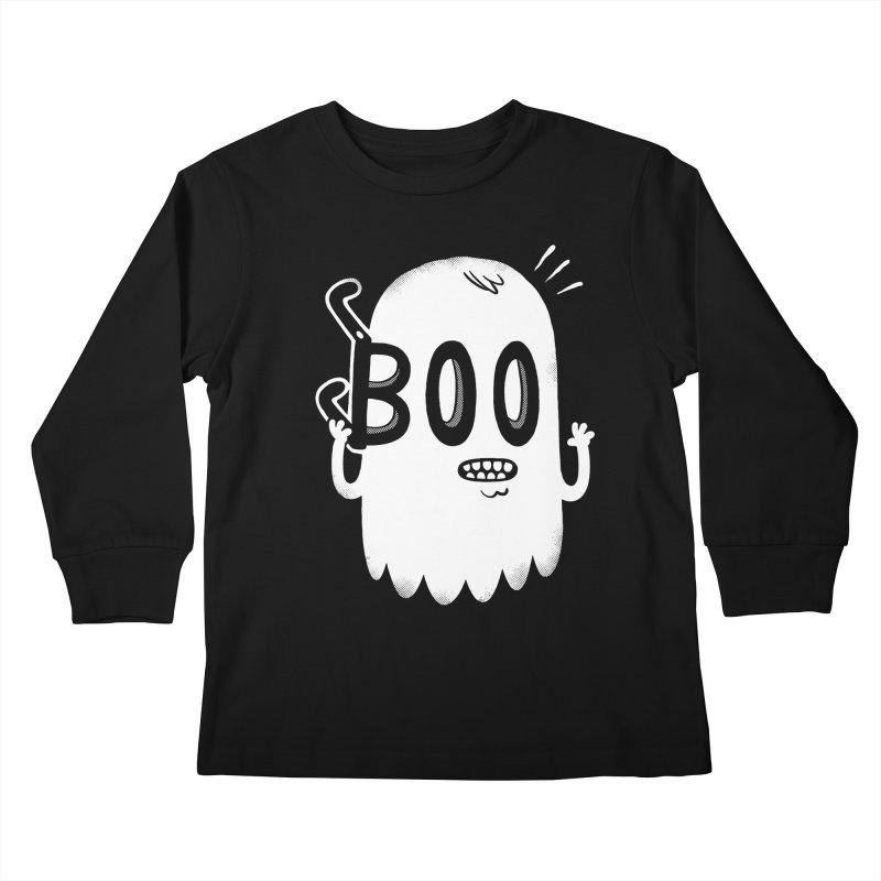 Awkward Dead Kids Longsleeve T-Shirt by Morkki