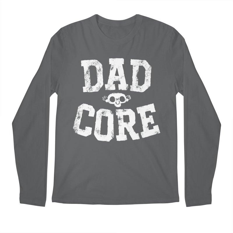 Dadcore Men's Regular Longsleeve T-Shirt by Morkki