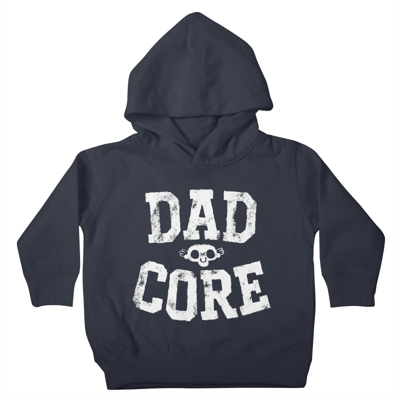 Dadcore Kids Toddler Pullover Hoody by Morkki