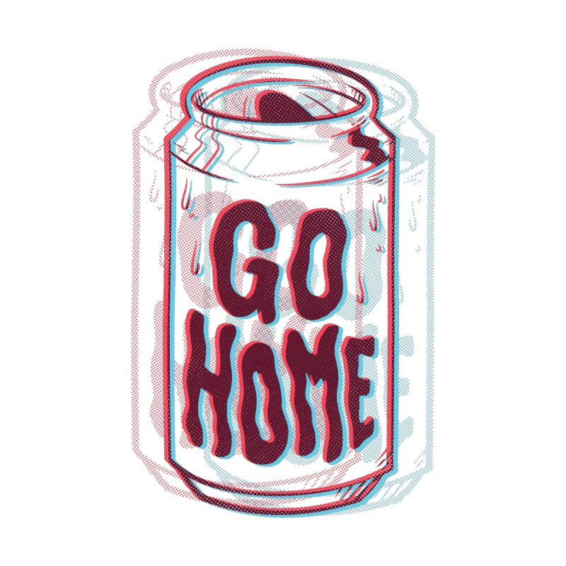Go Home by Morkki