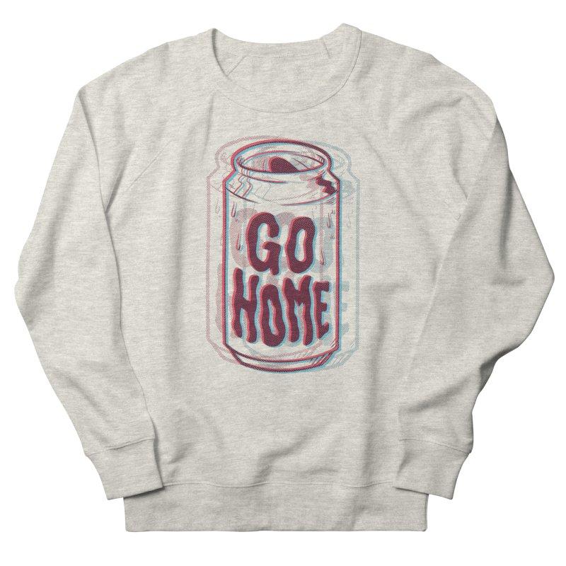 Go Home Women's Sweatshirt by Morkki