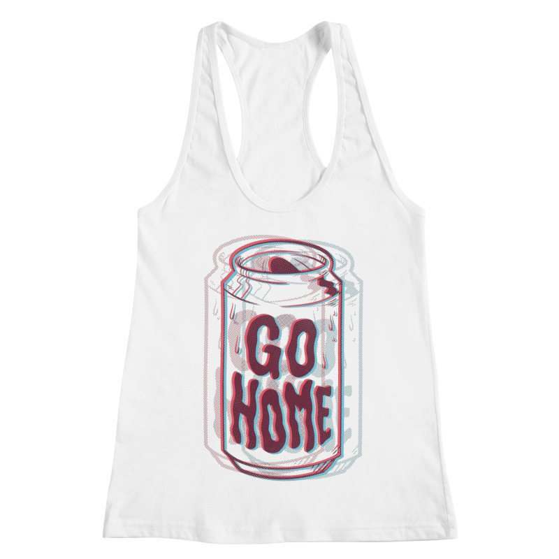 Go Home Women's Tank by Morkki