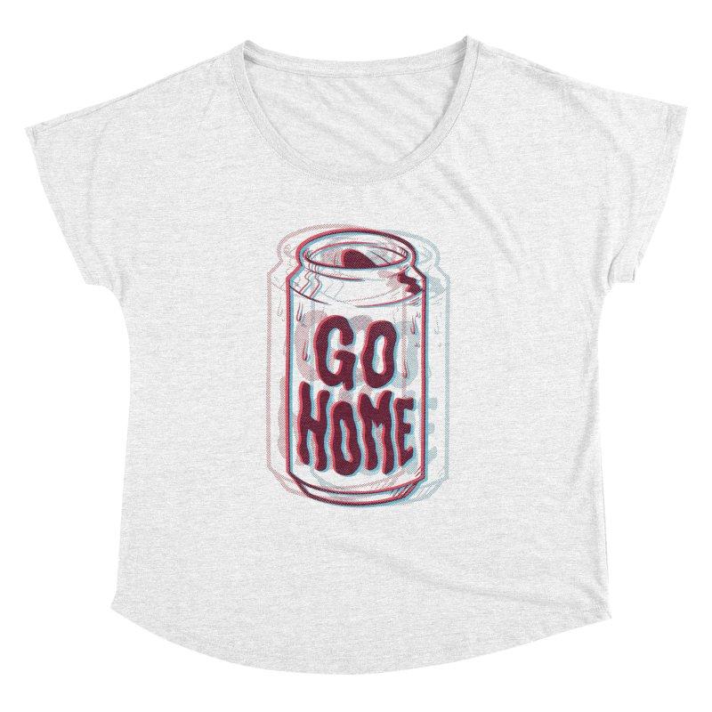 Go Home Women's Dolman by Morkki