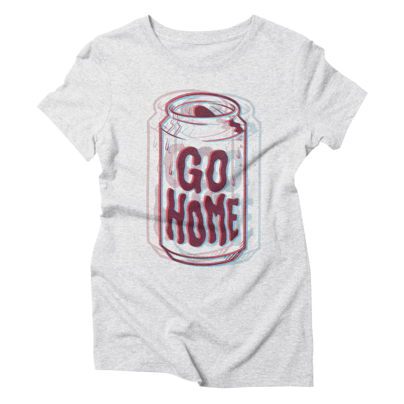 Go Home Women's  by Morkki