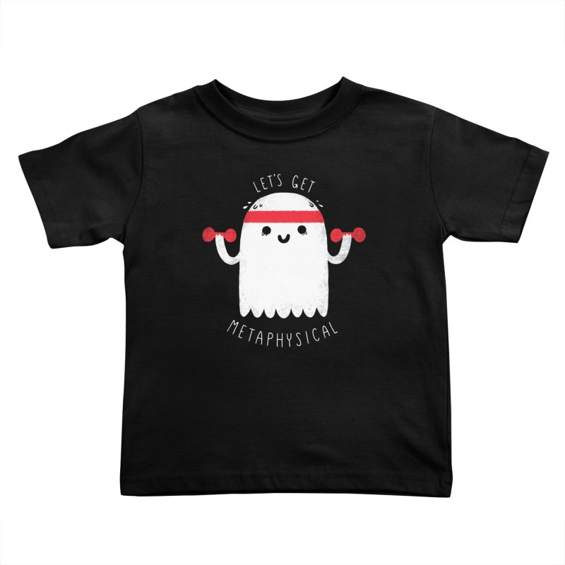 Metaphysical Kids Toddler T-Shirt by Morkki