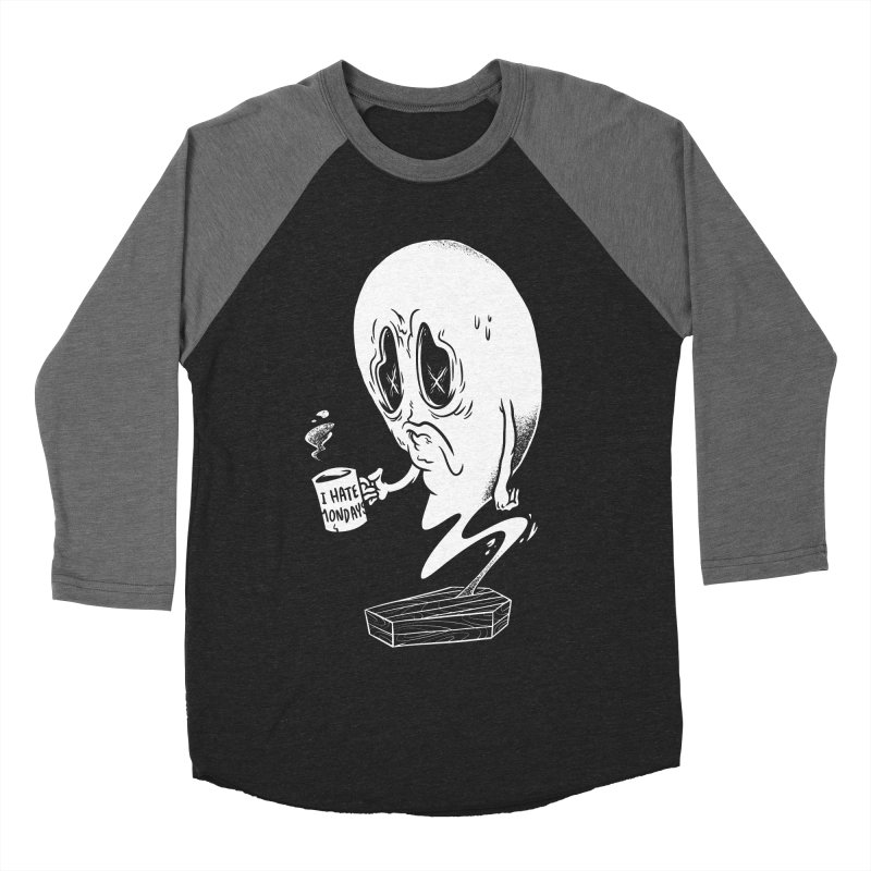 Wake the Dead Women's Baseball Triblend Longsleeve T-Shirt by Morkki