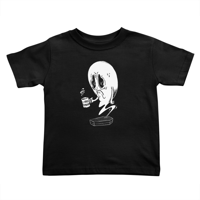 Wake the Dead Kids Toddler T-Shirt by Morkki