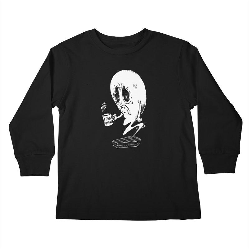 Wake the Dead Kids Longsleeve T-Shirt by Morkki