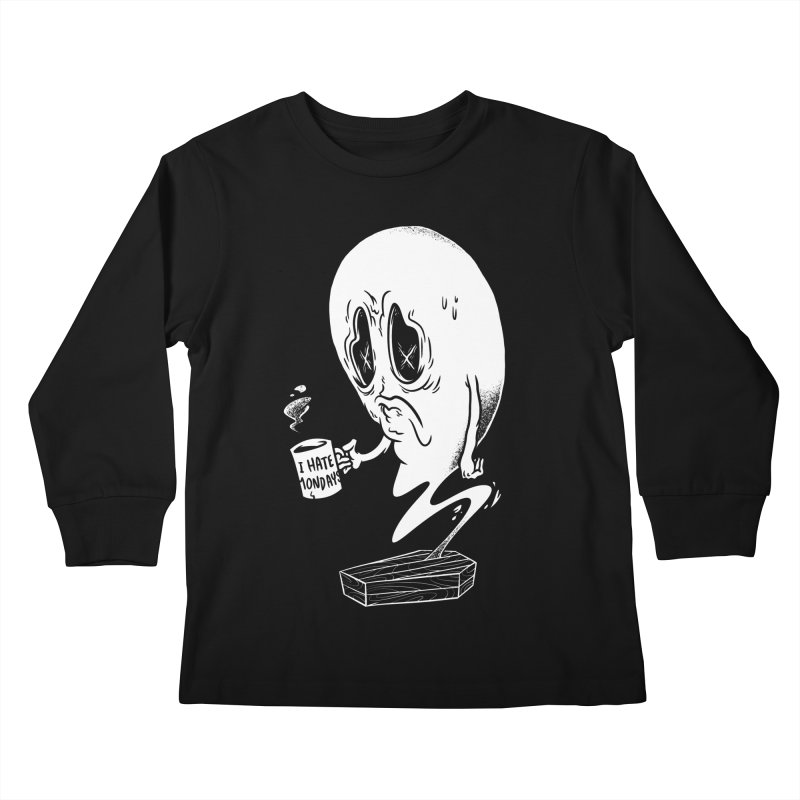 Wake the Dead Kids Longsleeve T-Shirt by Morkki