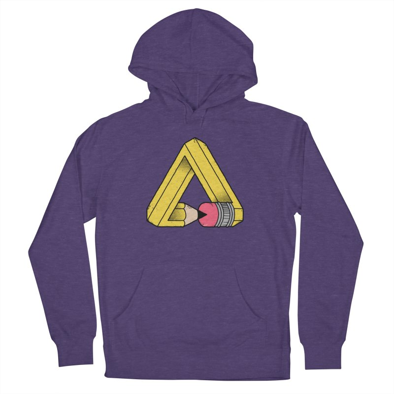 You Can Draw Anything Women's Pullover Hoody by Morkki