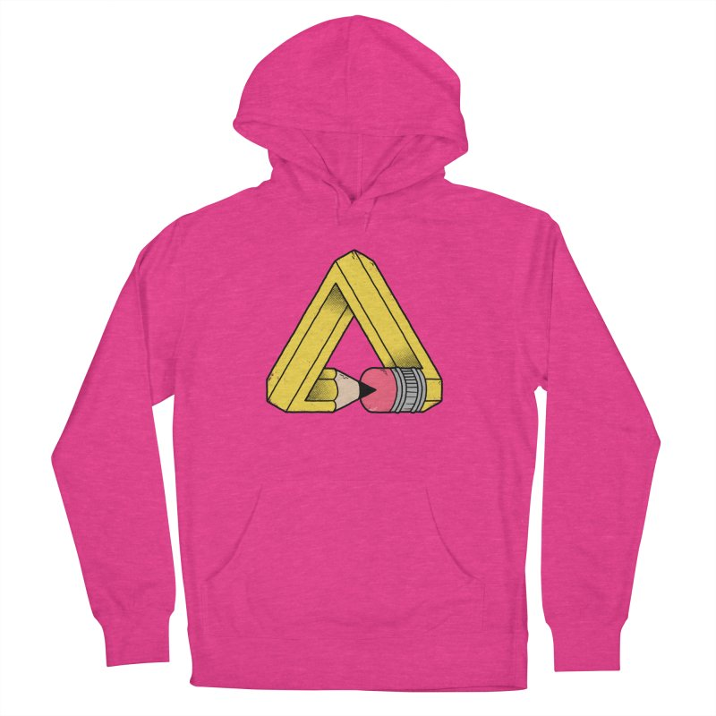 You Can Draw Anything Men's Pullover Hoody by Morkki