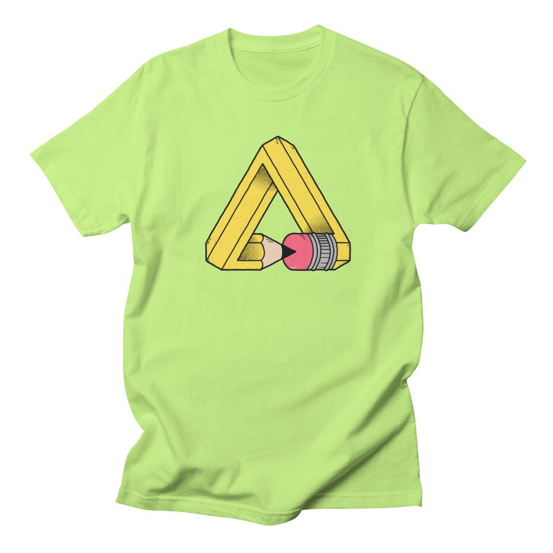 You Can Draw Anything Men's T-shirt by Morkki