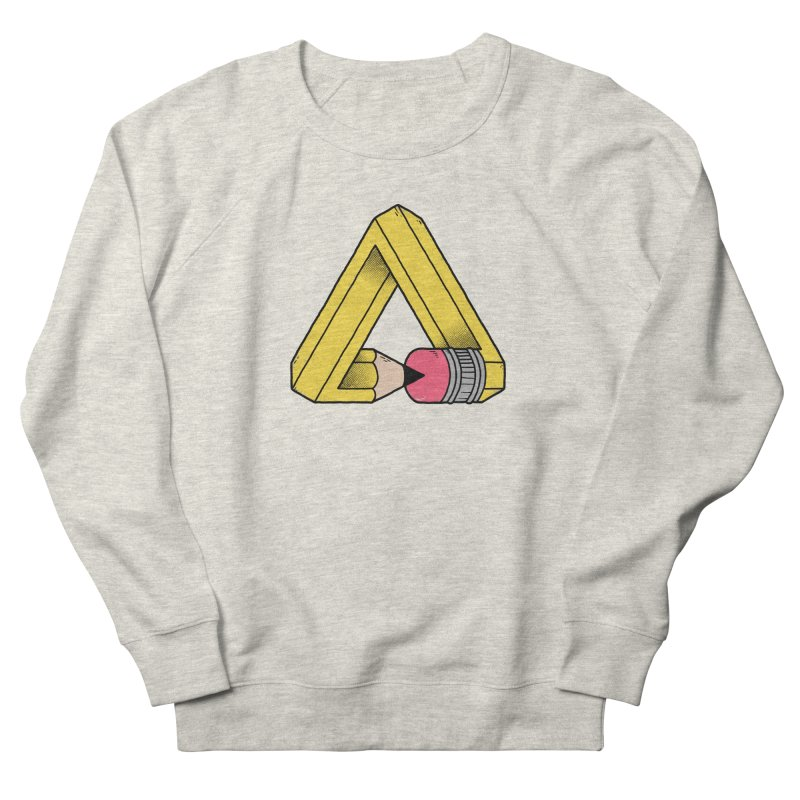 You Can Draw Anything Women's French Terry Sweatshirt by Morkki