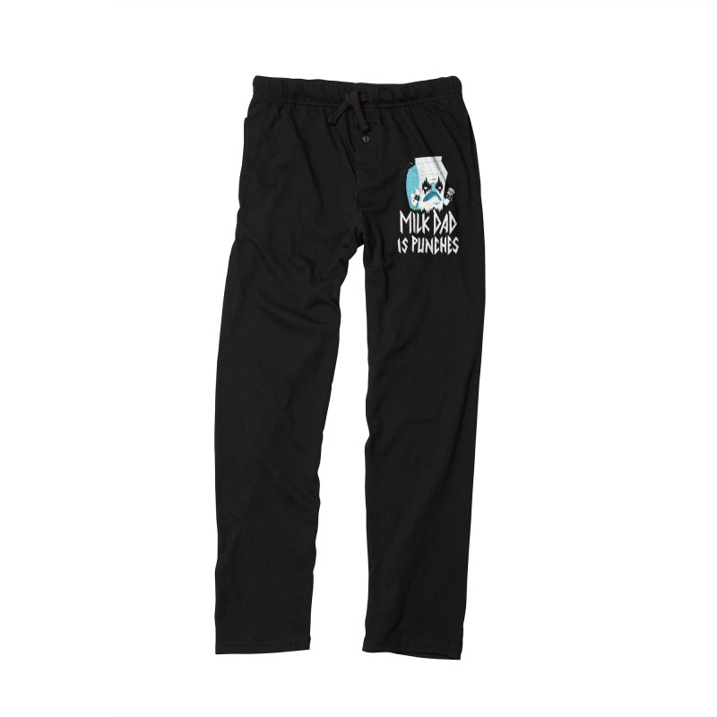 Milk Dad Is Punches Women's Lounge Pants by Morkki