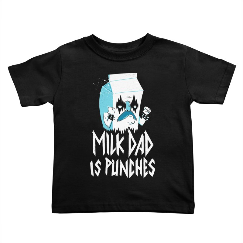 Milk Dad Is Punches   by Morkki