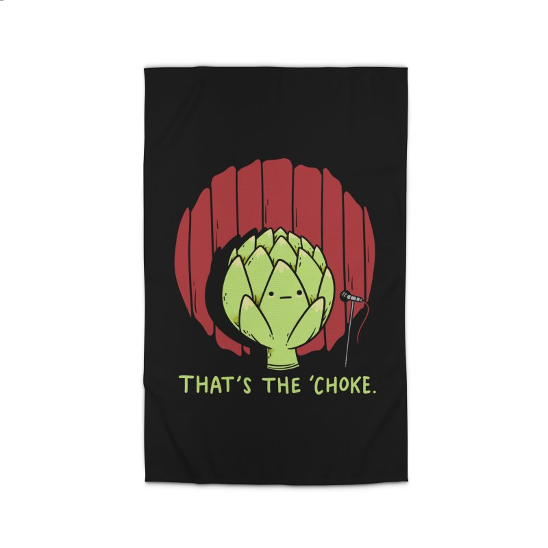 That's the 'Choke Home Rug by Morkki