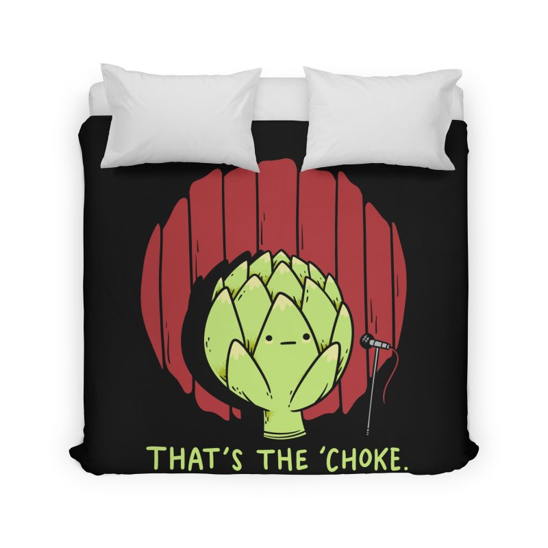 That's the 'Choke Home Duvet by Morkki