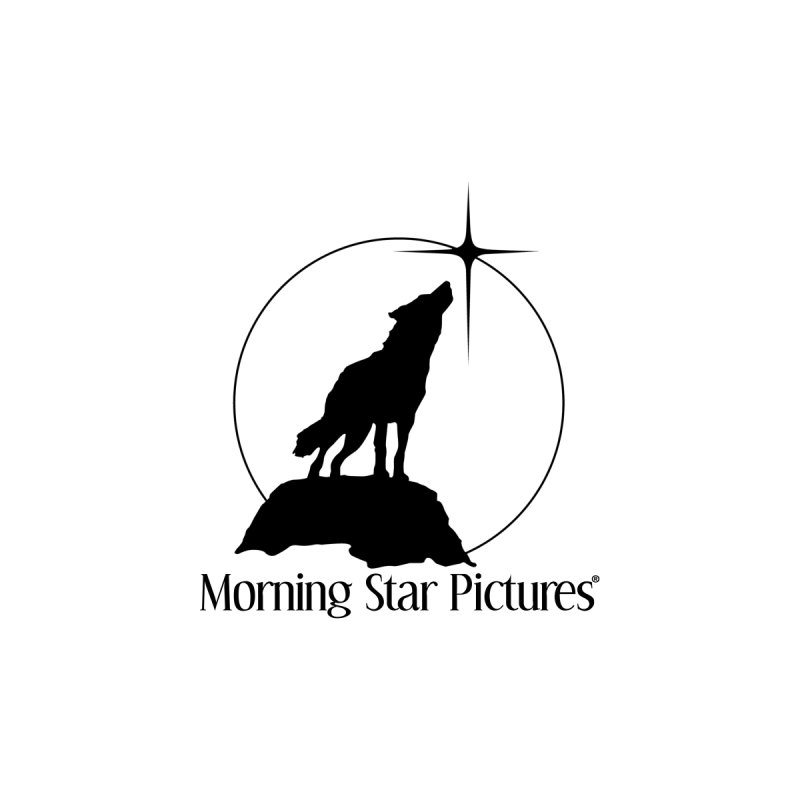 Morning Star Pictures Black Logo by Morning Star Pictures