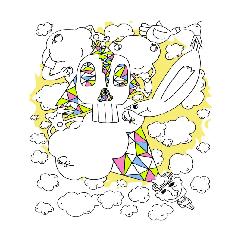 Autistic Daydream Kids Baby T-Shirt by morningviewstudios's Artist Shop