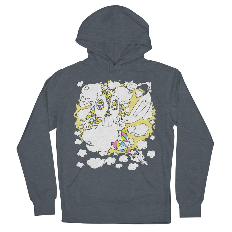 Autistic Daydream Men's Pullover Hoody by morningviewstudios's Artist Shop