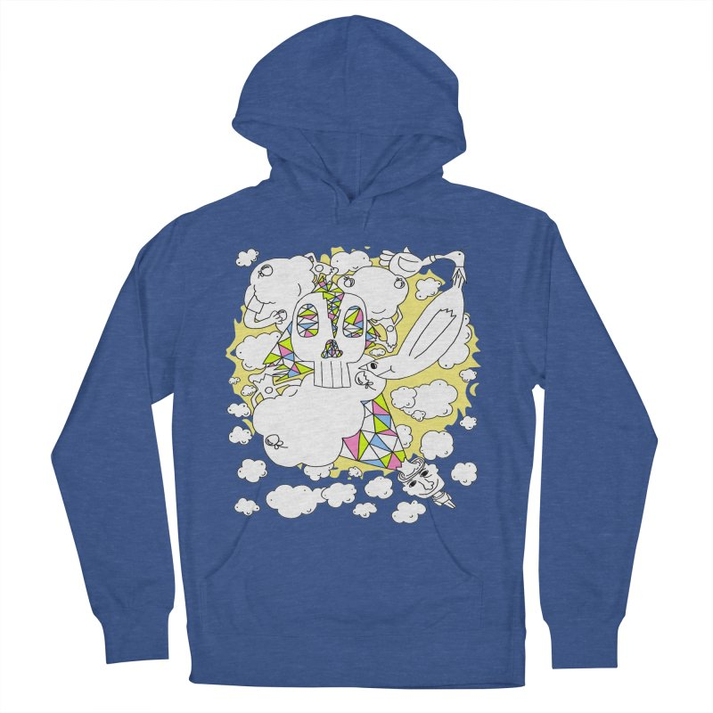 Autistic Daydream Men's Pullover Hoody by morningviewstudios's Artist Shop