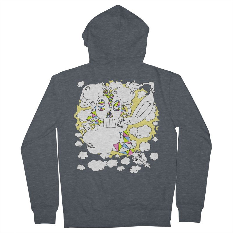 Autistic Daydream Women's Zip-Up Hoody by morningviewstudios's Artist Shop