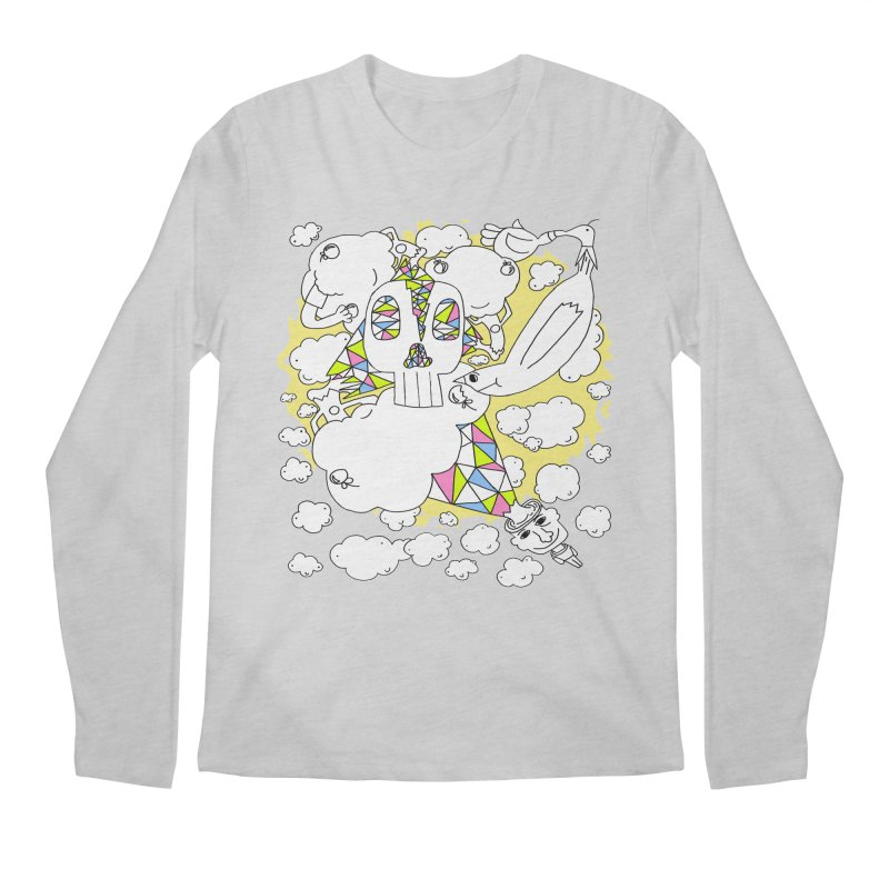 Autistic Daydream Men's Longsleeve T-Shirt by morningviewstudios's Artist Shop