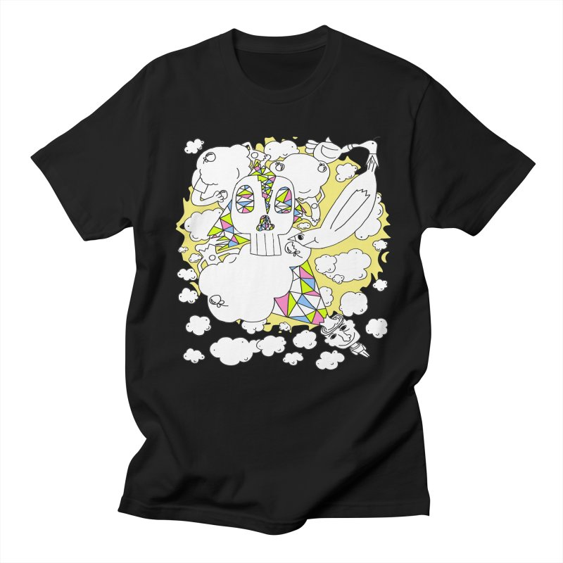 Autistic Daydream Men's T-shirt by morningviewstudios's Artist Shop
