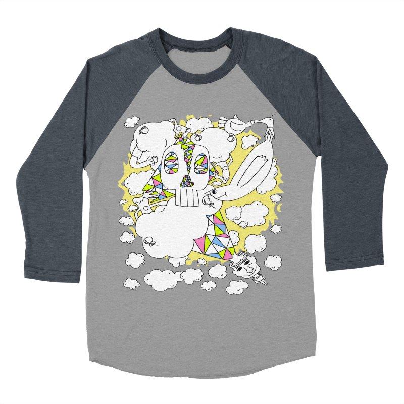 Autistic Daydream Women's Baseball Triblend T-Shirt by morningviewstudios's Artist Shop